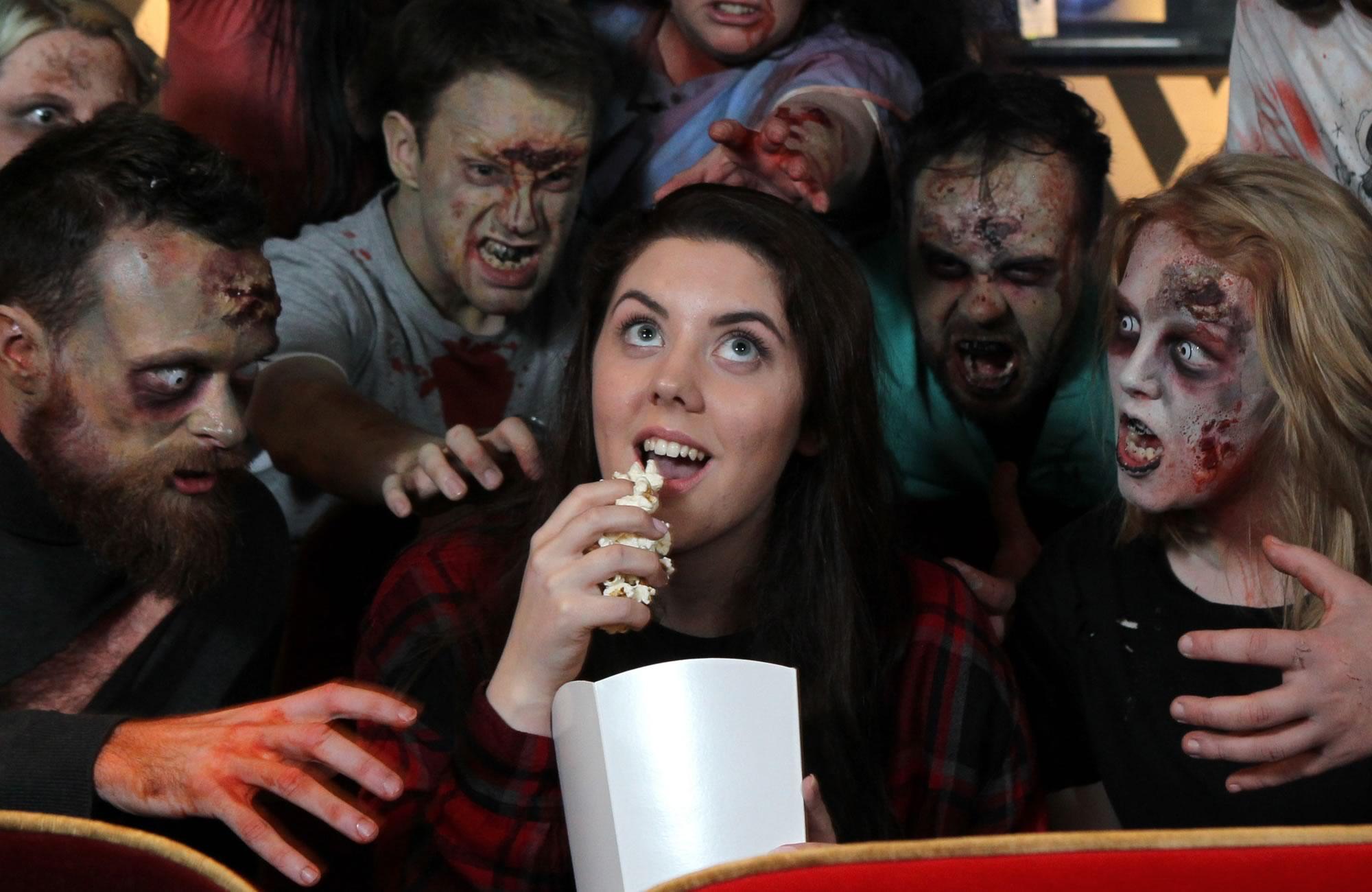 zombie wave pr